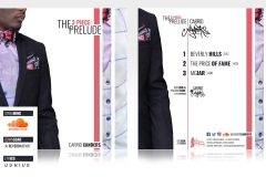 Carrio Xanders - 3 Piece The Prelude Cover - Portfolio