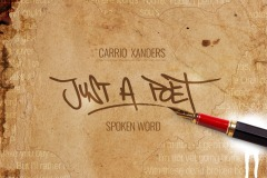Carrio Xanders - Just A Poet - cover art