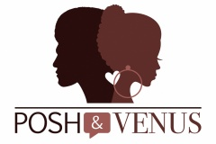 Logo Design: Posh & Venus - by JERICHO