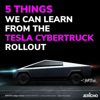 5 Things We Can Learn From The Tesla Cybertruck Rollout