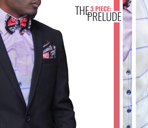 Carrio Xanders – 3 Piece: The Prelude Cover Art