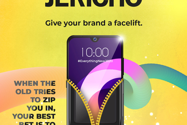 Give your brand a facelift with JERICHO!